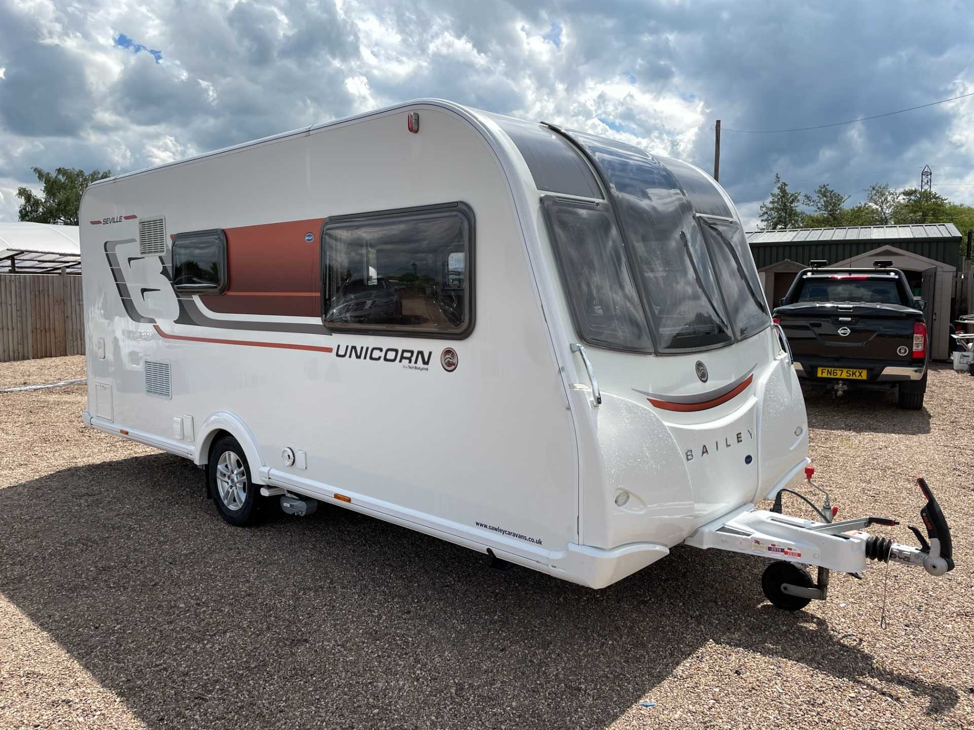Sawley Caravans Models Currently Stocked Bailey Elddis Ford Vauxhall Nissan