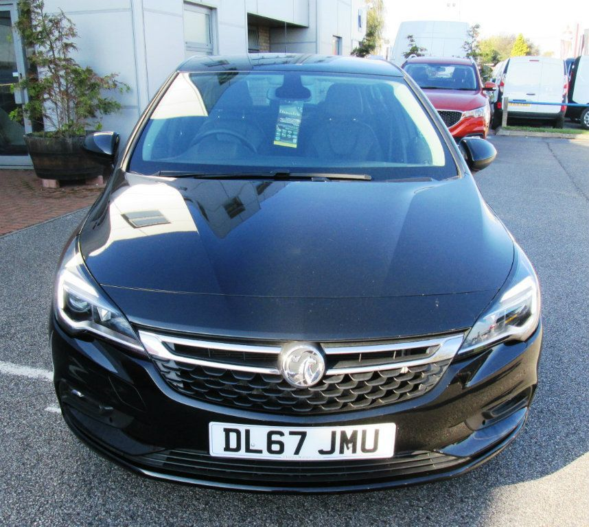 VAUXHALL Astra 1.4 I Turbo 16v Elite 5dr 2017 Only GBP