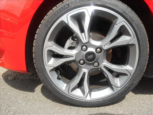 FORD FIESTA ST-LINE 0 only GBP 14,000  B Eyre and Son Ltd, 1