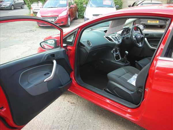 FORD FIESTA TITANIUM TDCI 0 only GBP 2,295  JH Palmer, West
