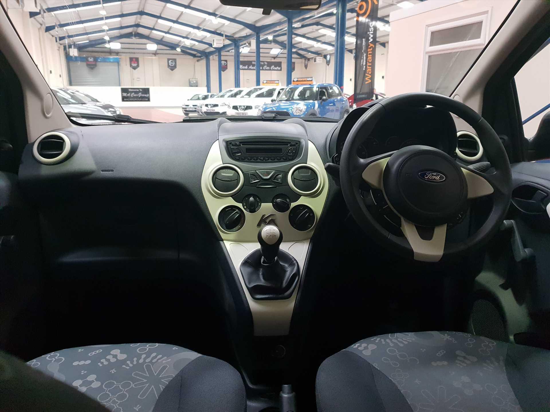 Ford Ka Studio Plus  Ma Car Group Unit  Bloxwich Lane Walsall West Midlands