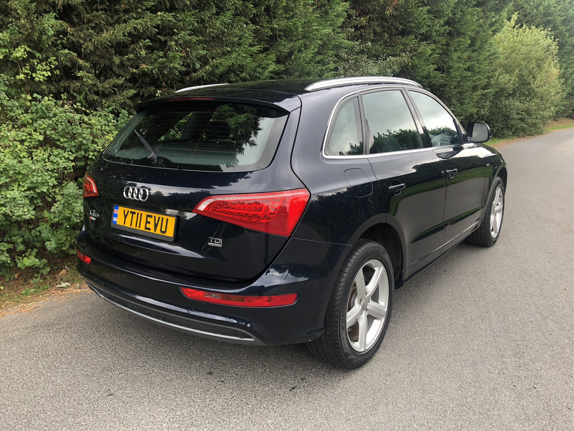 audi q5 2 0 tdi quattro s line 6 speed manual 4x4 turbo diesel 0 only gbp 10 499 essex 4x4. Black Bedroom Furniture Sets. Home Design Ideas
