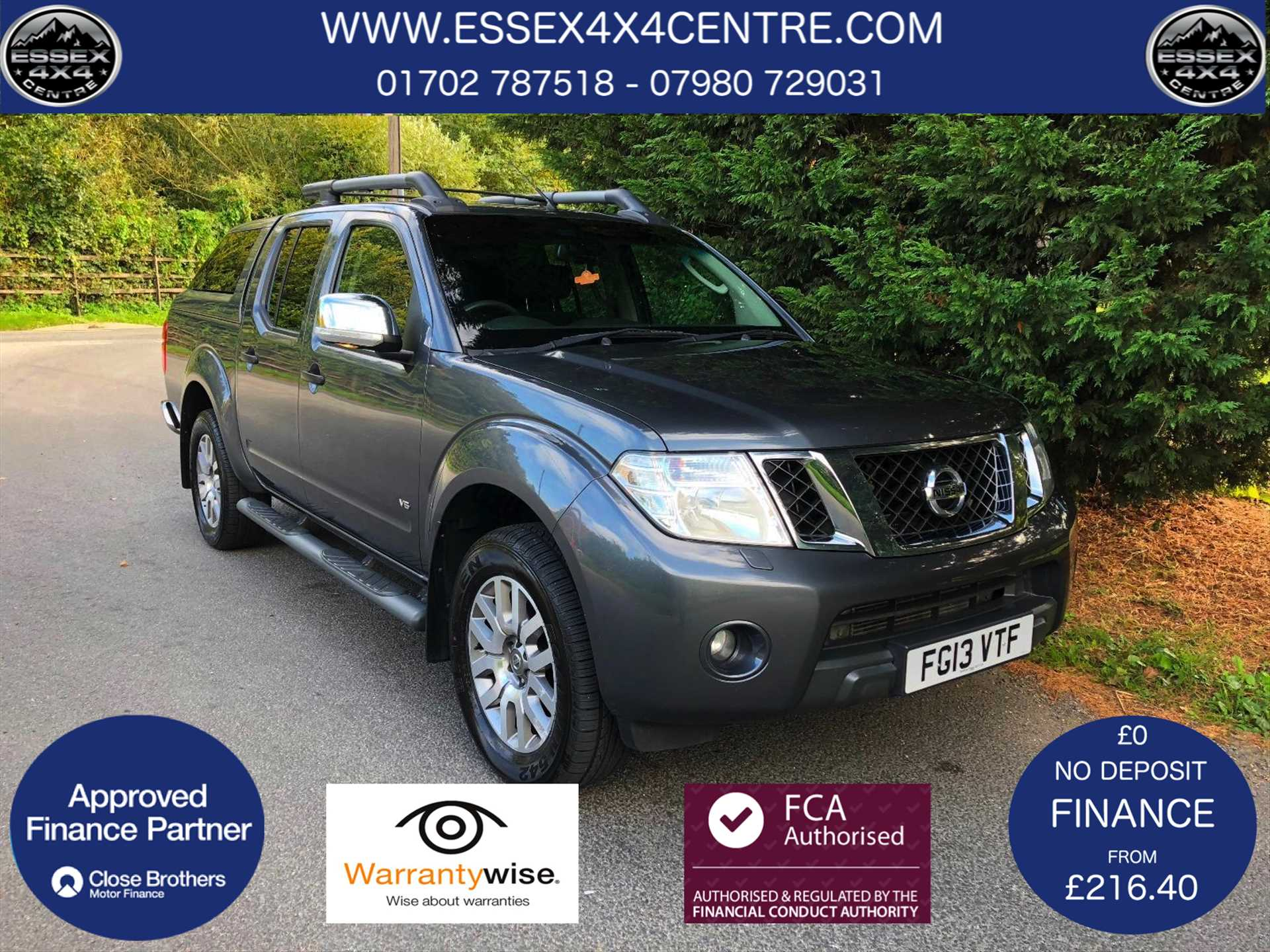 Nissan Navara Outlaw 30 Dci V6 Turbo Diesel Automatic 4x4 Pick Up Old Pickup Trucks For Sale 2013 13 Truck
