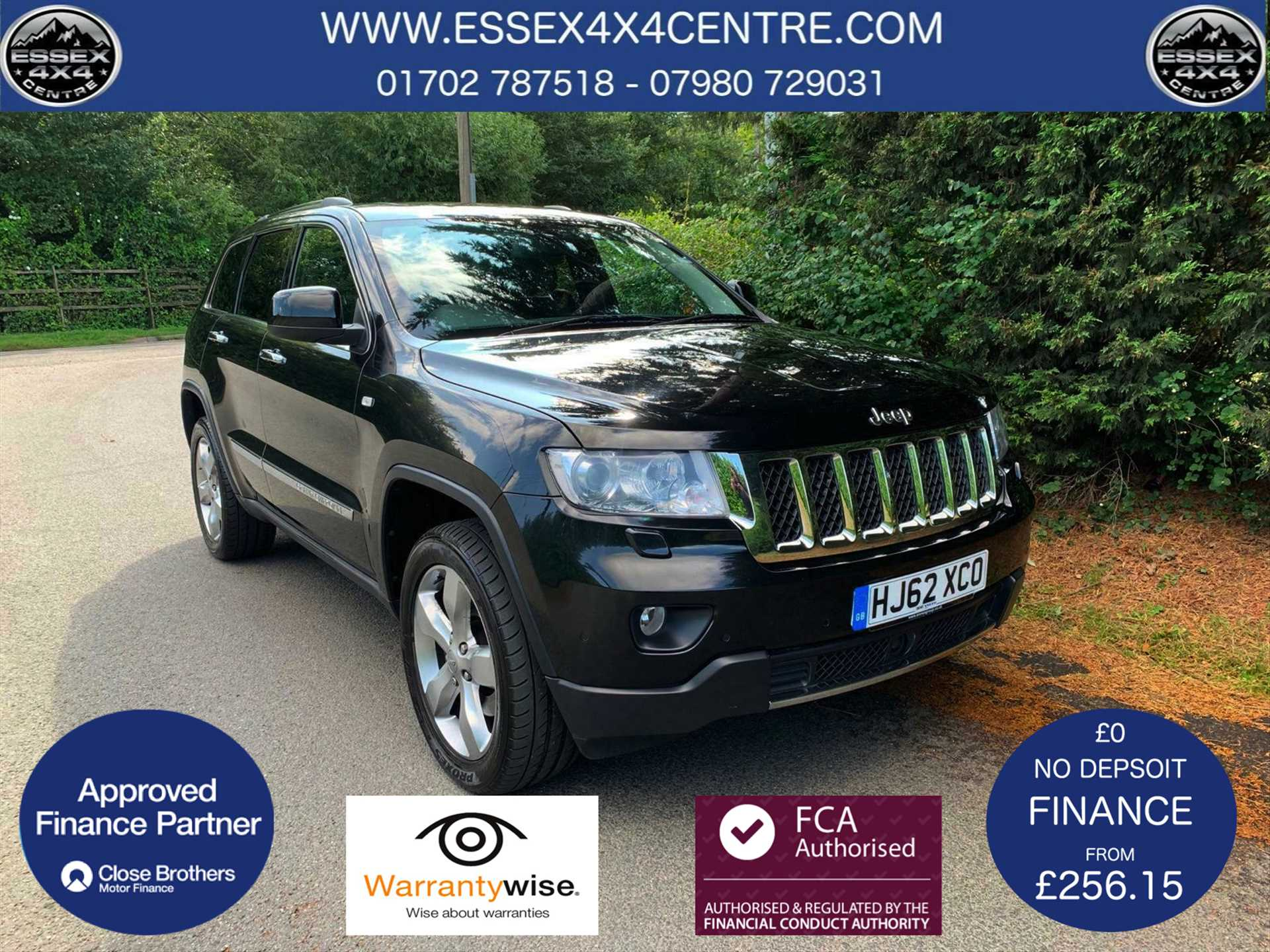 Essex 4X4 Centre | Used Cars for Sale | Cheap Used Cars