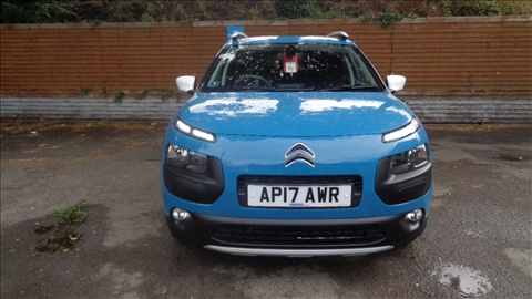 Citroen C4 Cactus Bluehdi Ripcurl 0 Only Gbp 10495 Thompson First