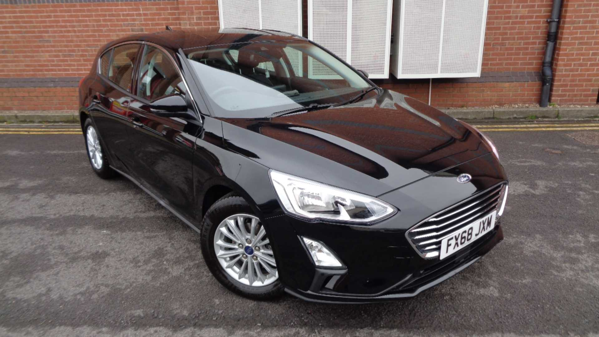 Ford Focus Titanium 0 Only Gbp 17 795 Taylors Ford Skegness