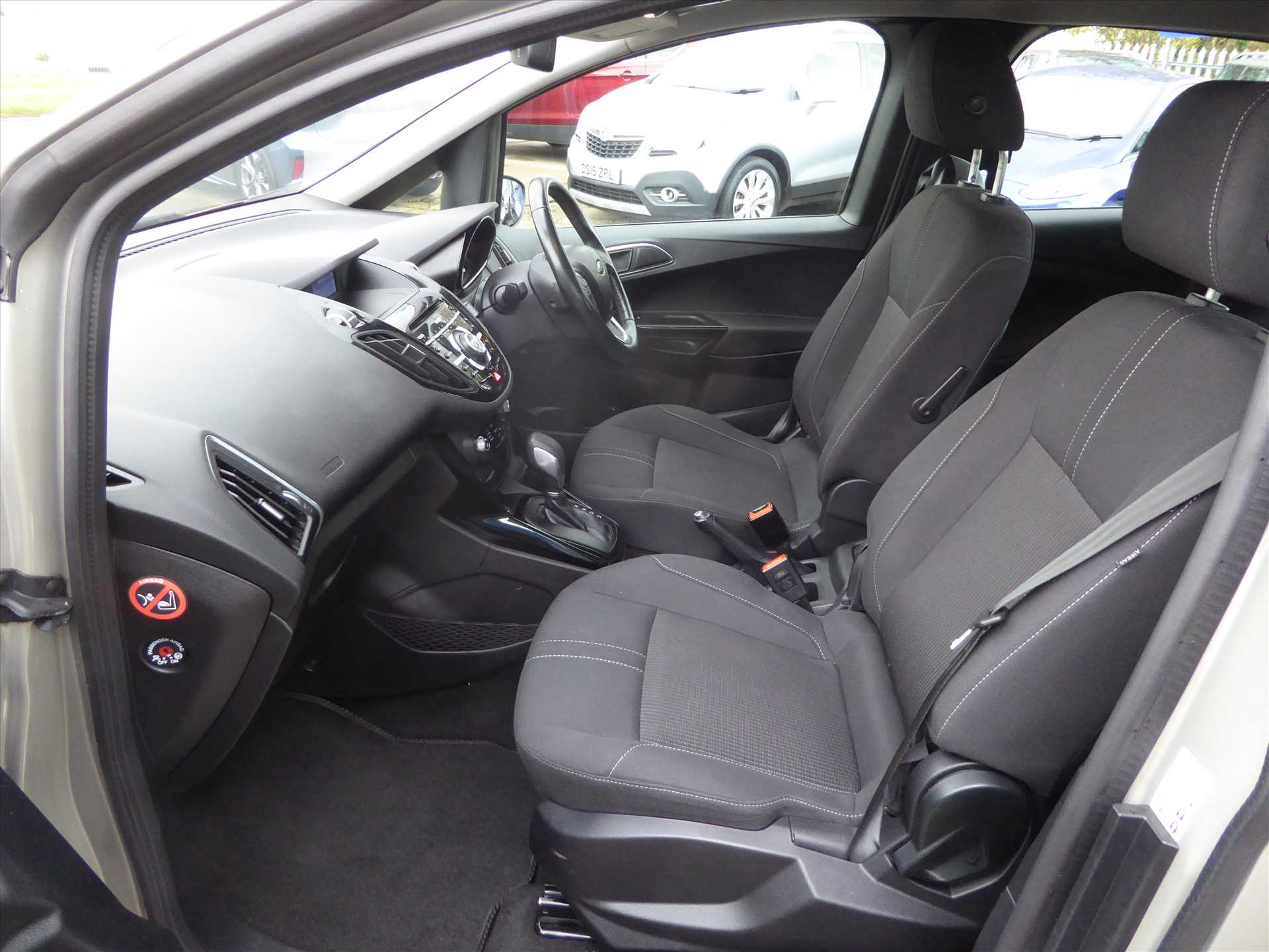 FORD B-MAX TITANIUM 1 6 Automatic,City Pack 0 only GBP 7,994