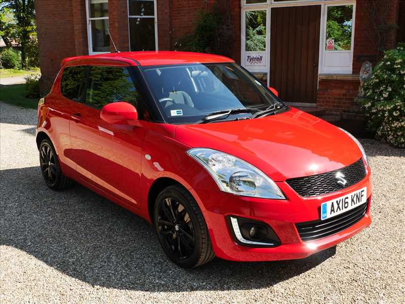 SUZUKI SWIFT SZ-L 0 only GBP 6,300  Tyrrell Automotive