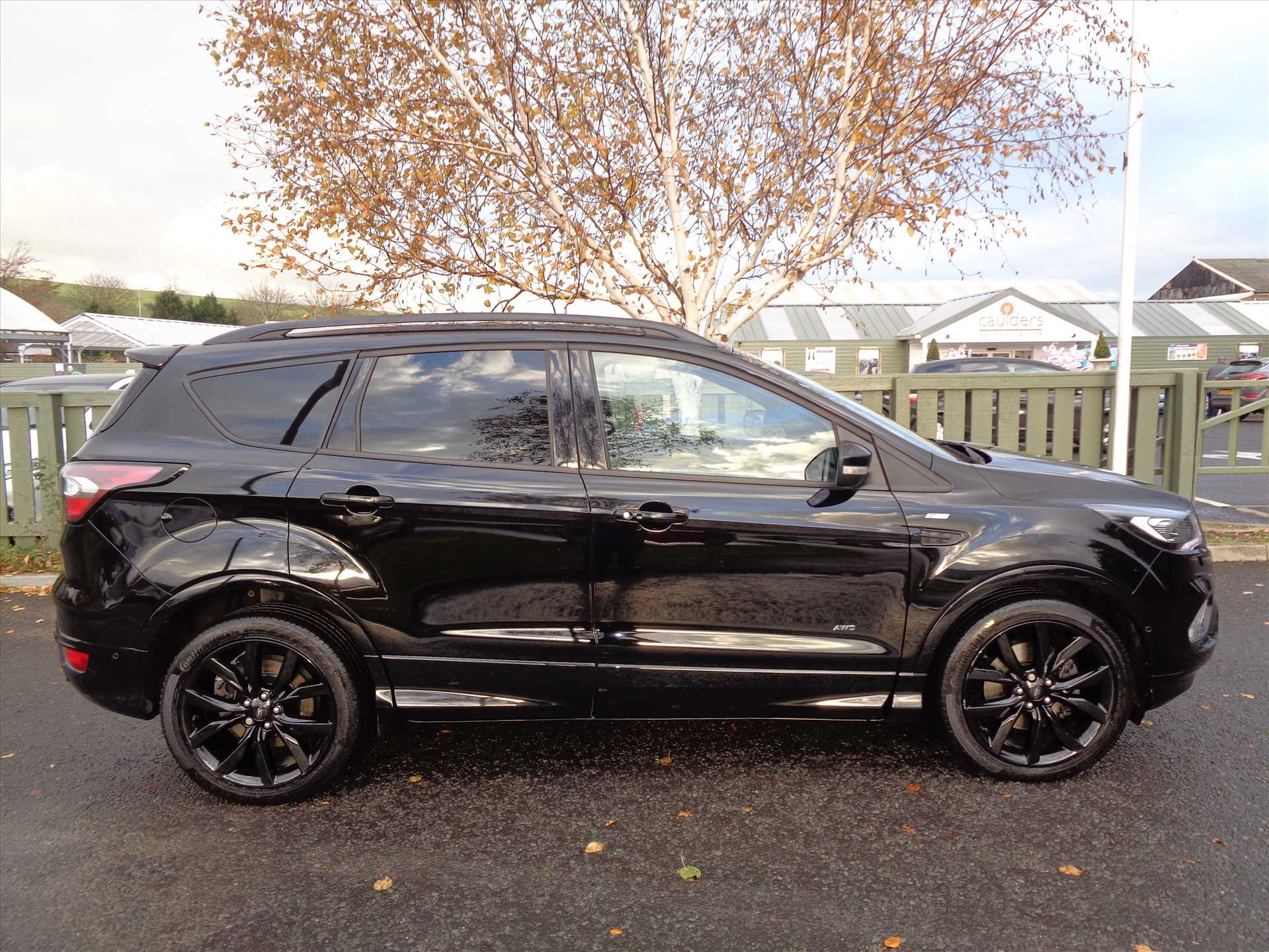 Ford Kuga 2 0 St Line X Tdci 0 Only Gbp 23 495 Cupar Ford