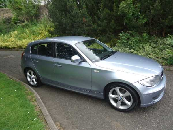 Bmw 1 Series 116d Sport 0 Only Gbp 5 695 Dalkeith Ford