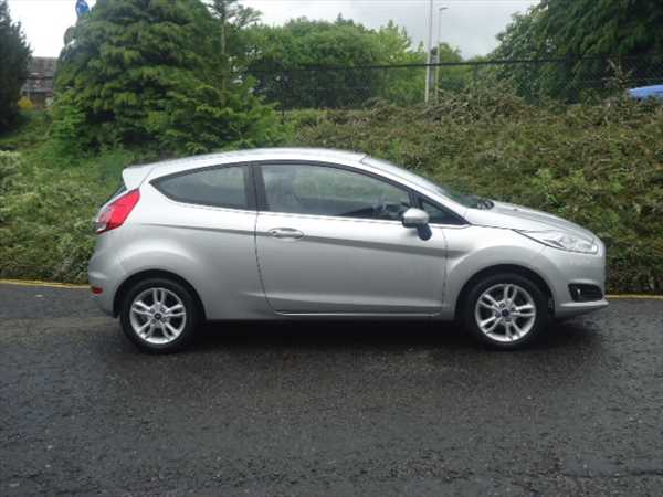 Ford Fiesta Zetec 0 Only Gbp 7 495 Dalkeith Ford Centre Ltd 15 Old